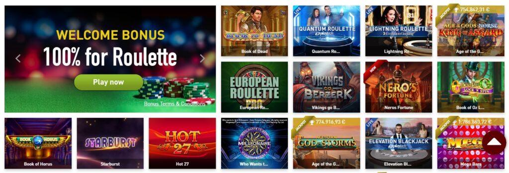 casinoclub-top-games